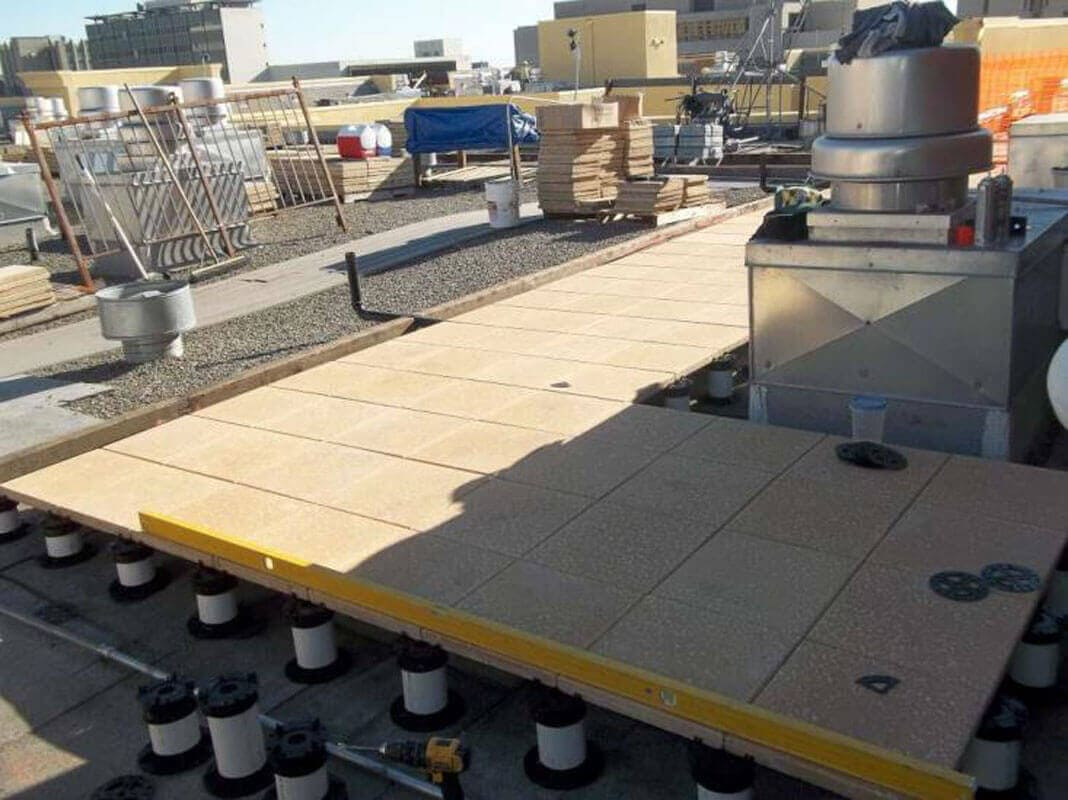 Commercial Roofing In Northern California A One Construction