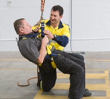 Fall Protection Safety Training