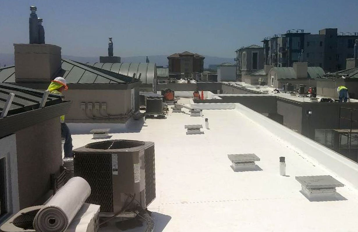 Commercial Roofing in Hayward CA (A-one Construction)