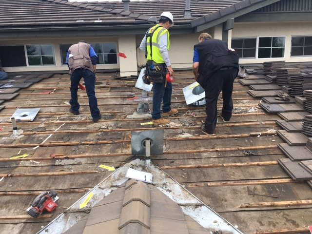 Industrial Roofing in Hayward CA (A-one Construction)