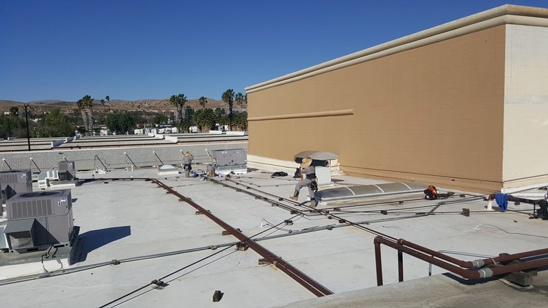 Commercial Roofing in Alameda Island , CA