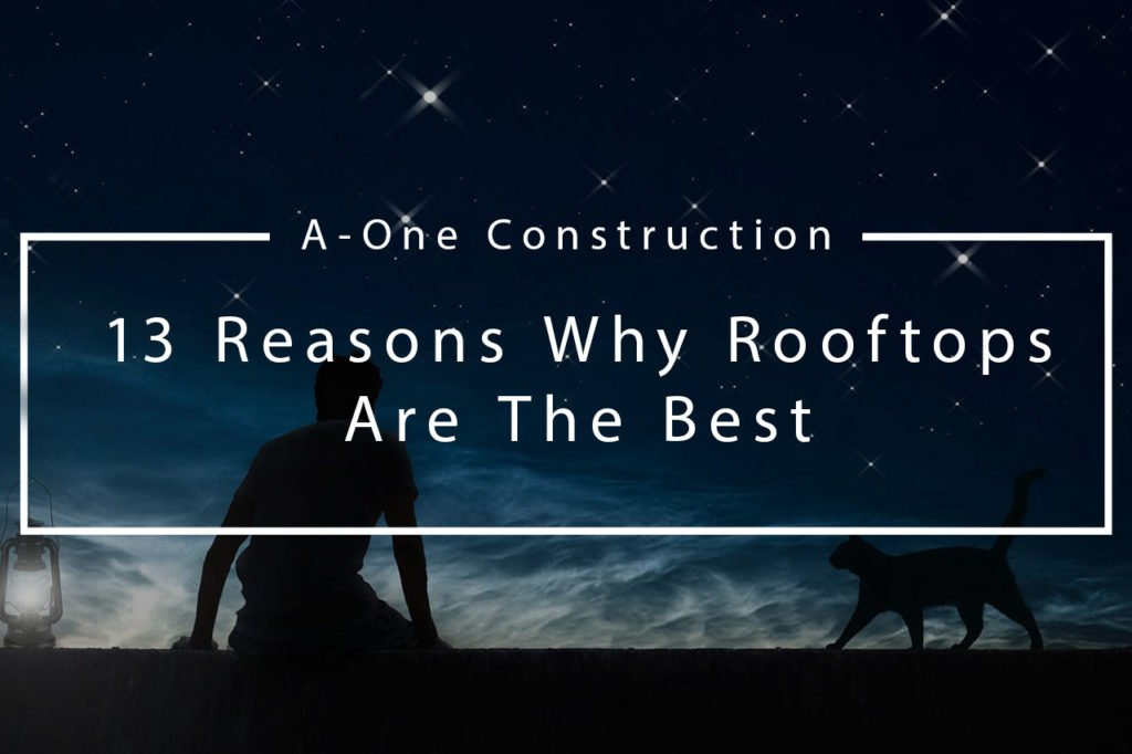 (A-One) 13 Reasons Why Rooftops Are The Best
