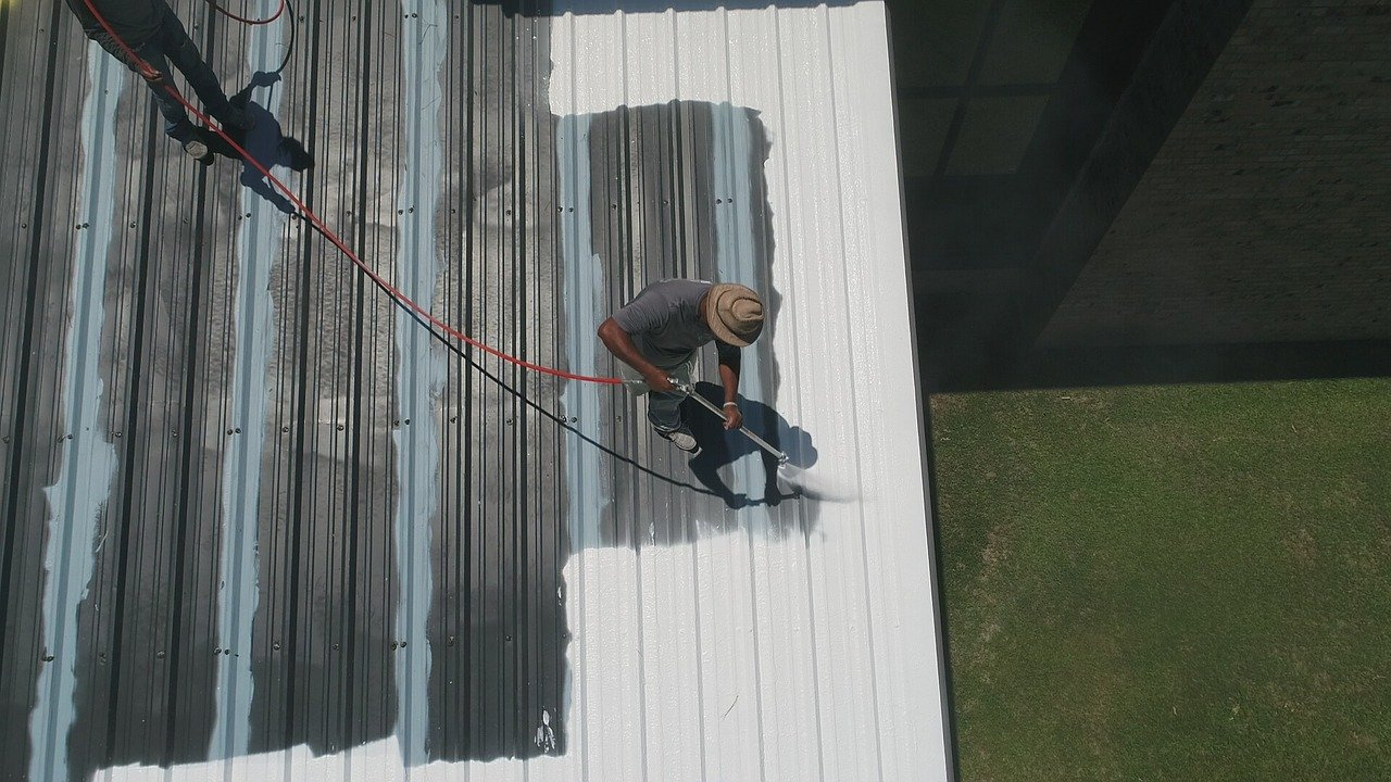 Commercial Roofing in Russel City, CA