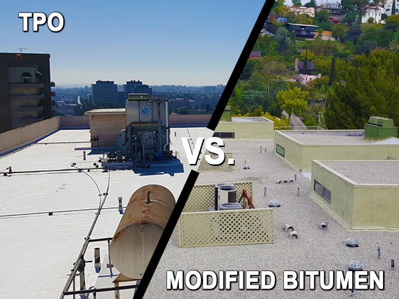 A-One-Construction-TPO-vs-Modified-Bitumen
