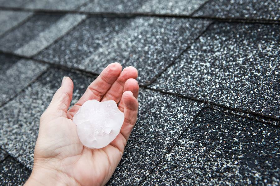 hail proof roof