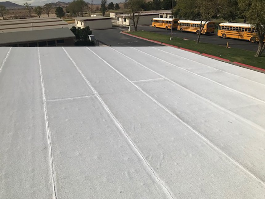 A-One (Cool Roofing Systems for School Buildings)