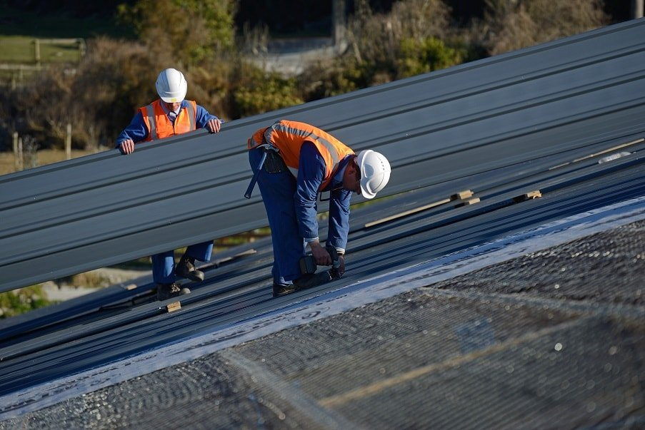 Industrial-Roofing-in-Redwood-City