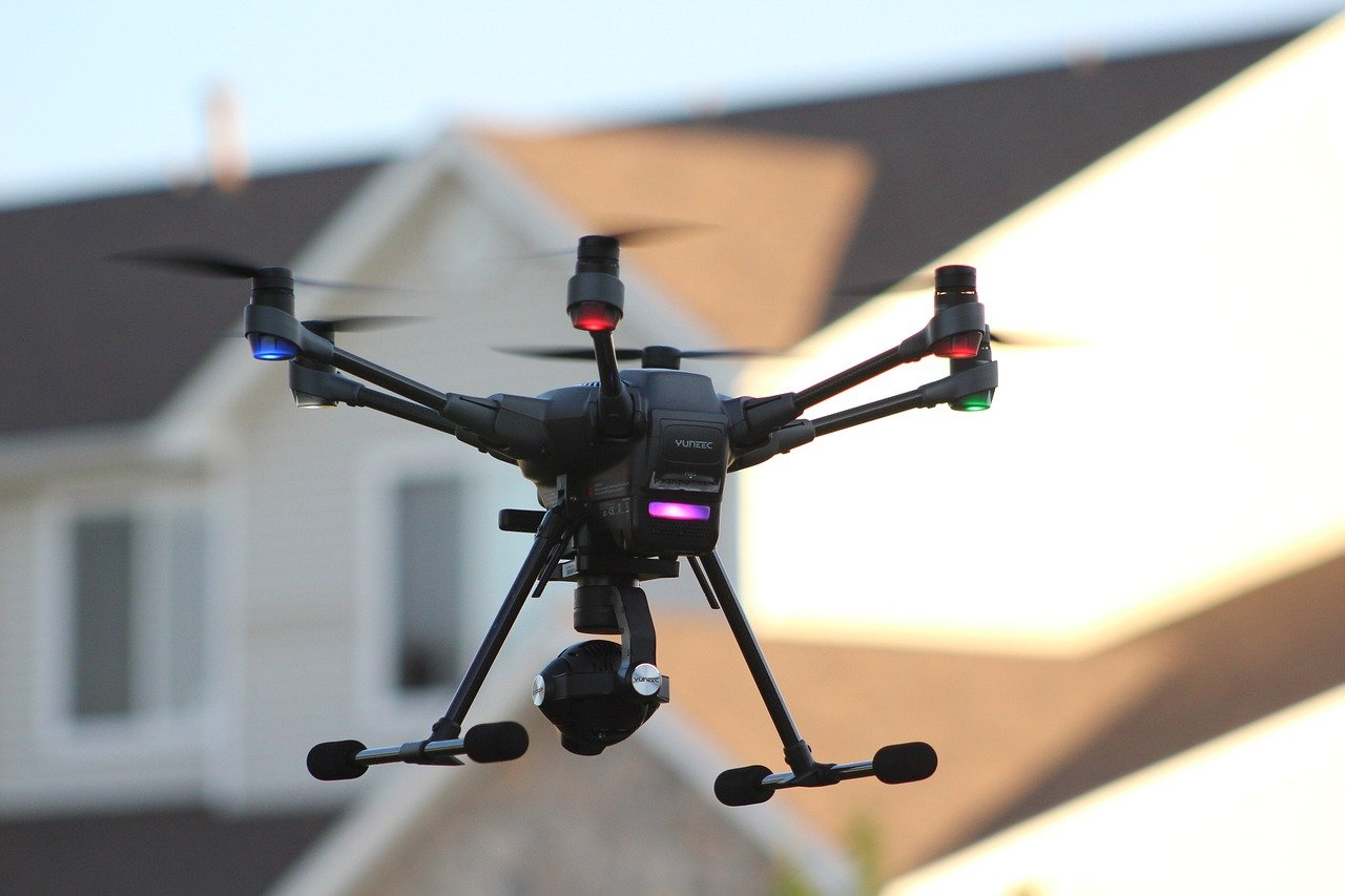 (A-One) How Roofers Can Use Drones