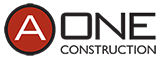 A-One Construction Logo