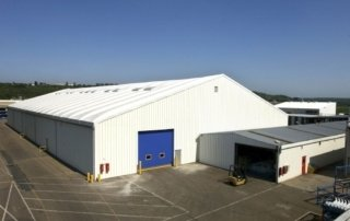 Are There Different Types of Warehouse Roofing