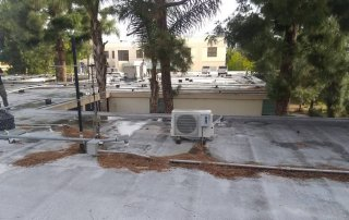 How To Stop Water Pooling on Flat Roof
