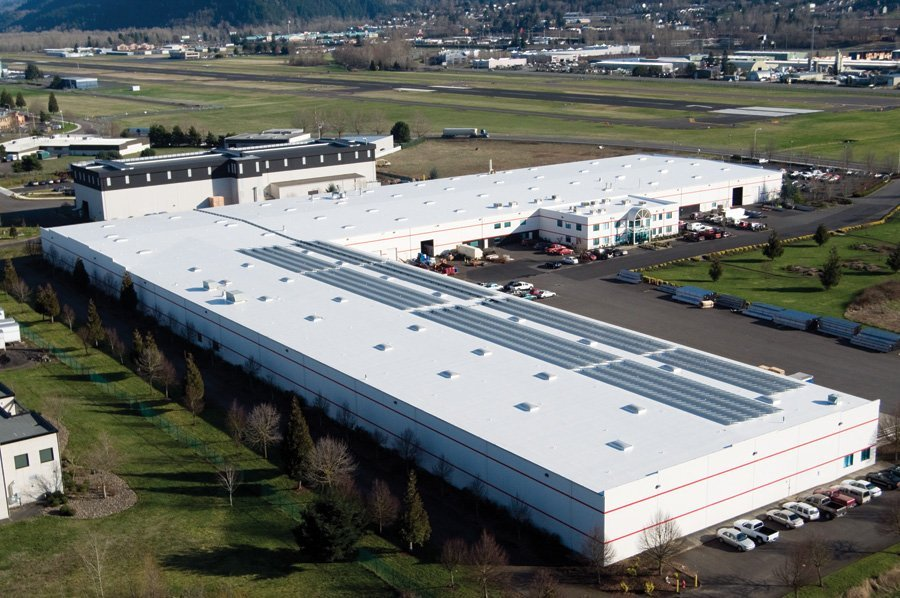 Industrial Roofing In Fremont, CA