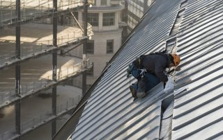 Installing Single-Ply Roofing Systems
