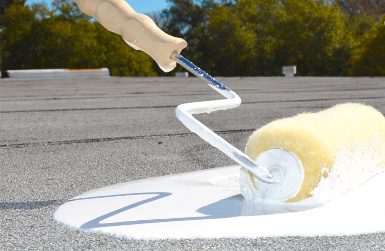 Is-silicone-best-for-flat-roofing